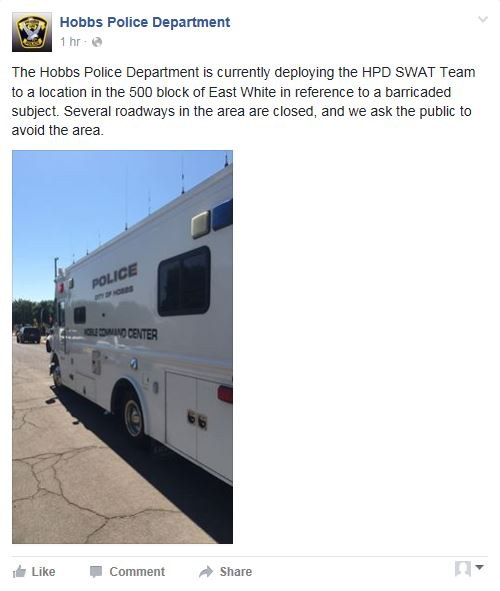 Hobbs Police Department